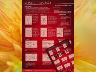 Wissenstafel G-Punkt-Massage